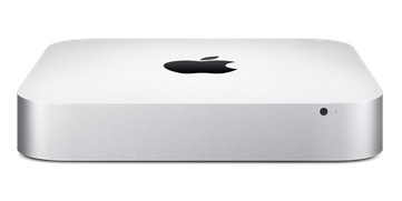 Apple Mac mini Prezentacja