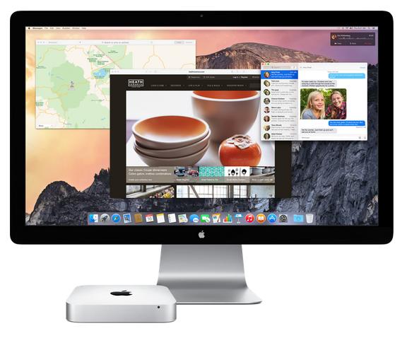 Apple Mac mini Prezentacja
