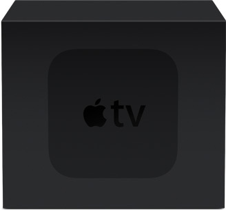 Apple TV Pudelko