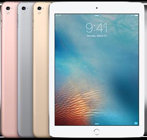 Nowy iPad Pro 9,7
