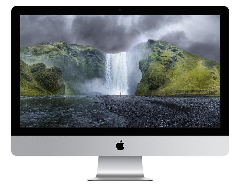 iMac Retina 5K wyświetlacz