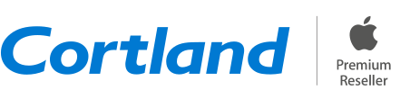 logo Cortland Apple Premium Reseller