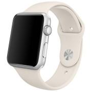Apple Watch pasek sportowy w kolorze alabastrowym do koperty 42 mm