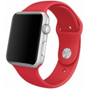 Apple Watch 42mm (PRODUCT)RED Sport Band
