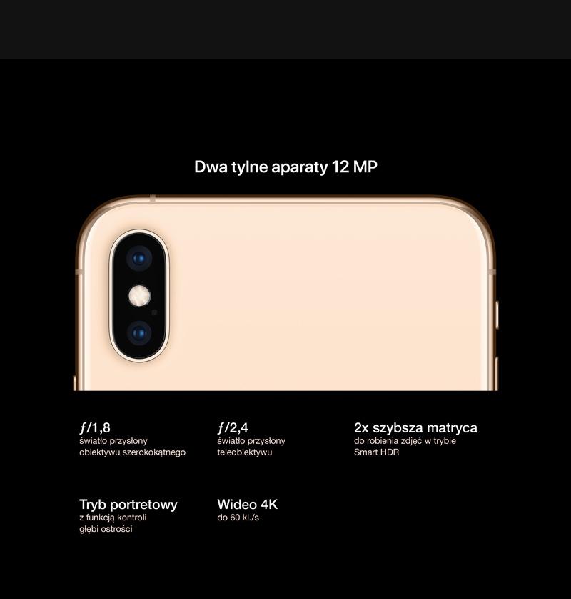 iPhone Xs • iPhone Xs Max