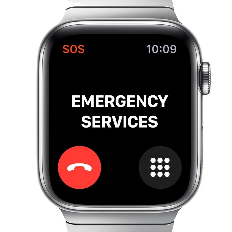 Apple Watch Series 4 GPS + Cellular