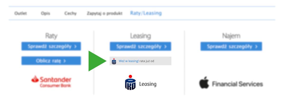 Finansowanie zPKO Leasing