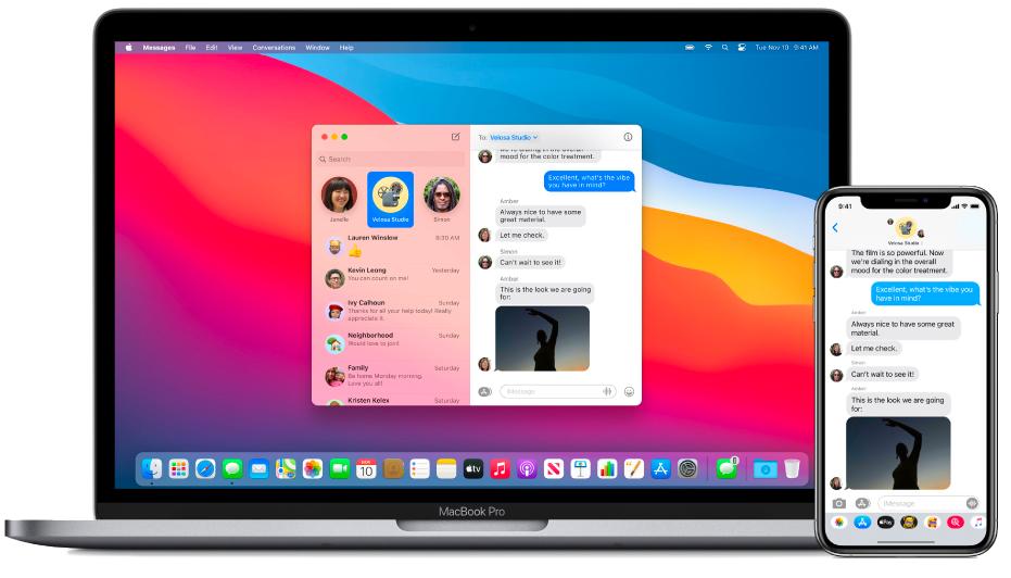 Mac iiPhone. Para doskonała.