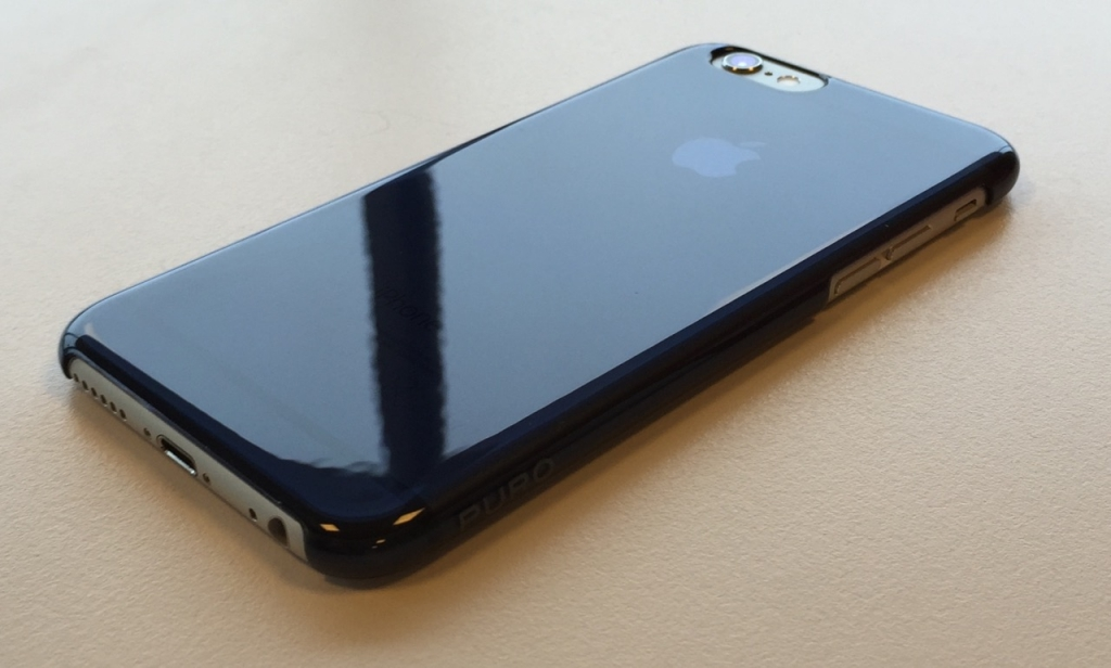 Puro Crystal Cover dla iPhone'a 6.