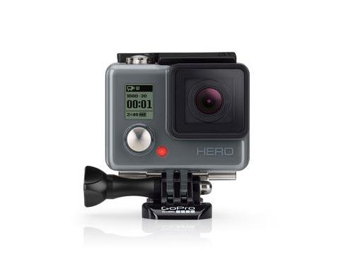 Test kamery GoPro Hero.
