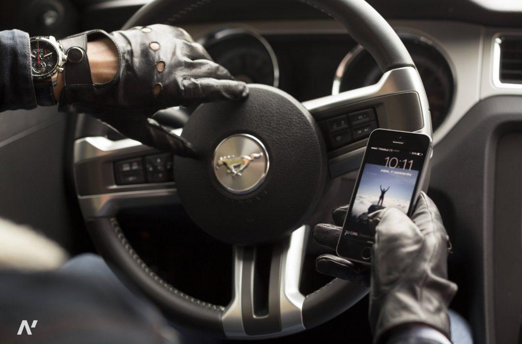 Rękawiczki Napo dla ekranów dotykowych.