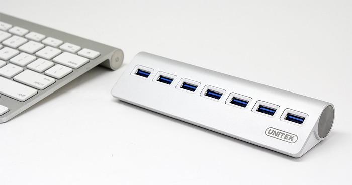 HUB, czyli porty USB z przepustowością nawet do 5 Gb/s!