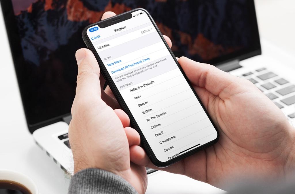 Jak ustawić piosenkę jako dzwonek w iPhone?