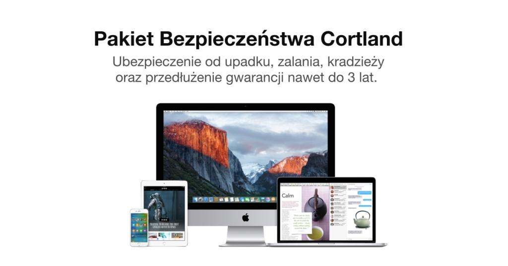 Program naprawczy powłoki antyrefleksyjnej w wybranych MacBookach Pro.