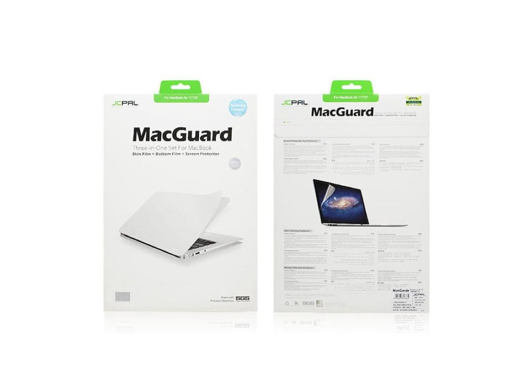 Folie ochronne JCPAL dla MacBooków