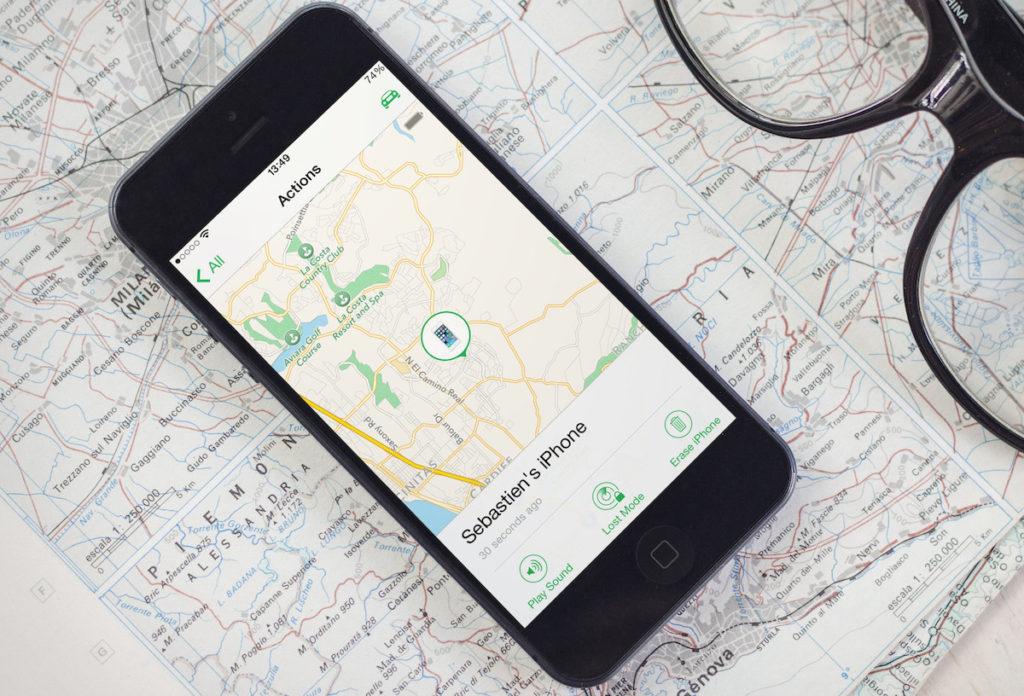 Zgubiłem iPhone'a - jak zlokalizować