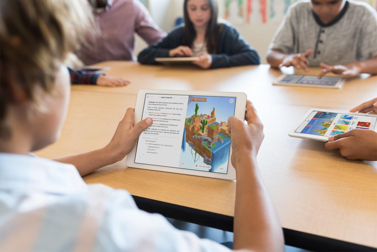 Powrót do szkoły z iPadem
