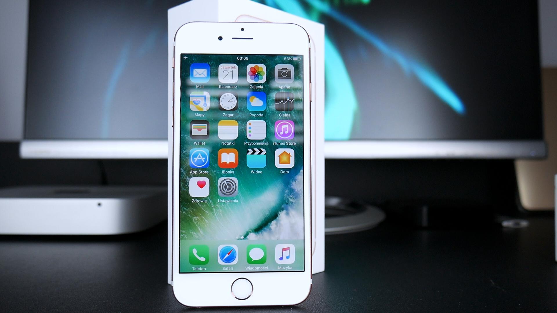iphone 6s i iphone 7 porównanie