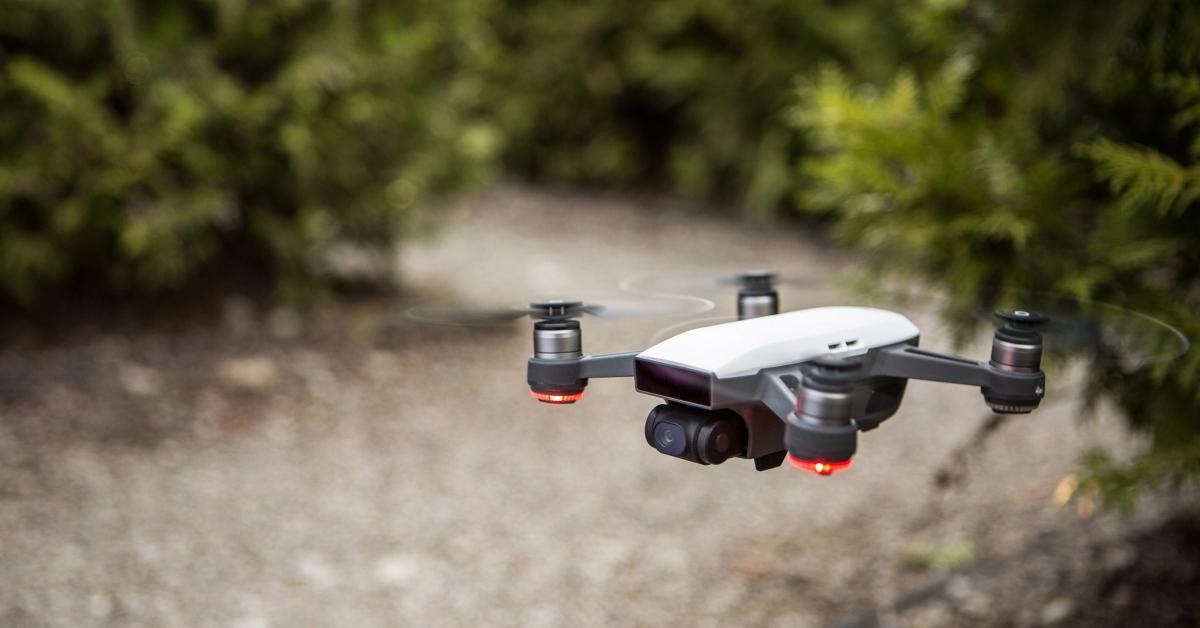5 powodów, dla których DJI Spark to najlepszy dron, jaki możesz kupić
