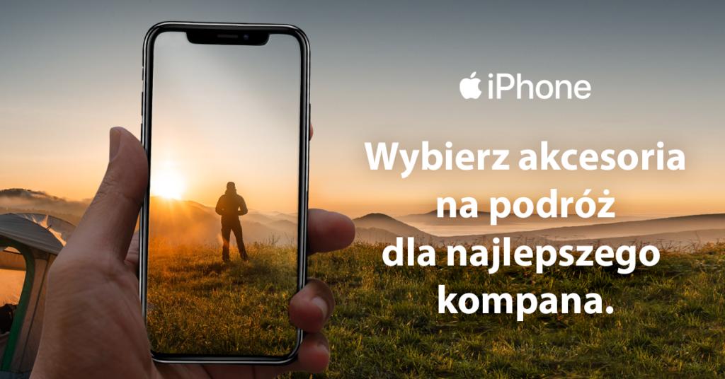 Wakacje z iPhonem - co warto zabrać?