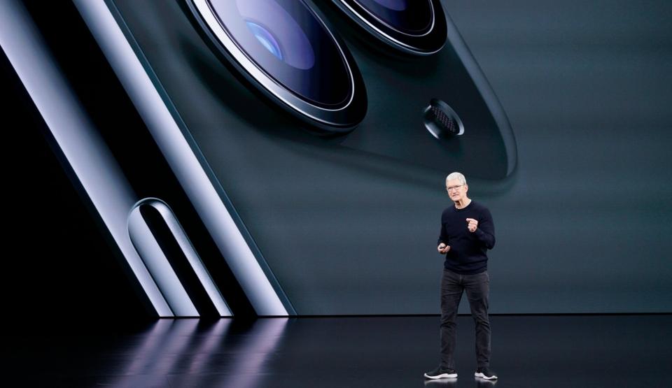 Trzy kierunki rozwoju Apple