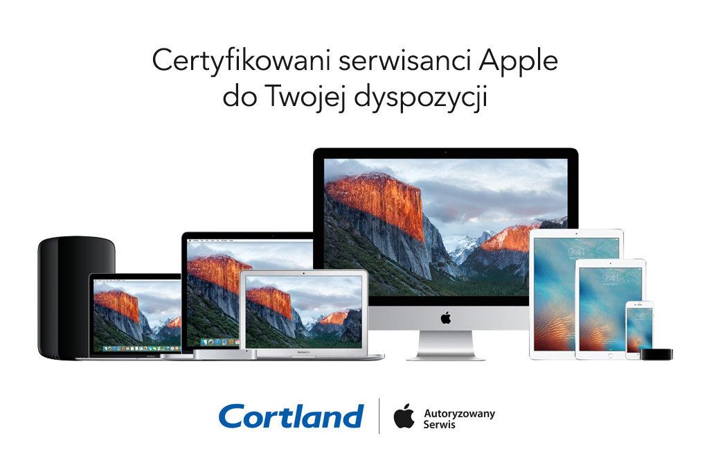 Program wymiany ekranu w Apple Watch Series 2 i Series 3
