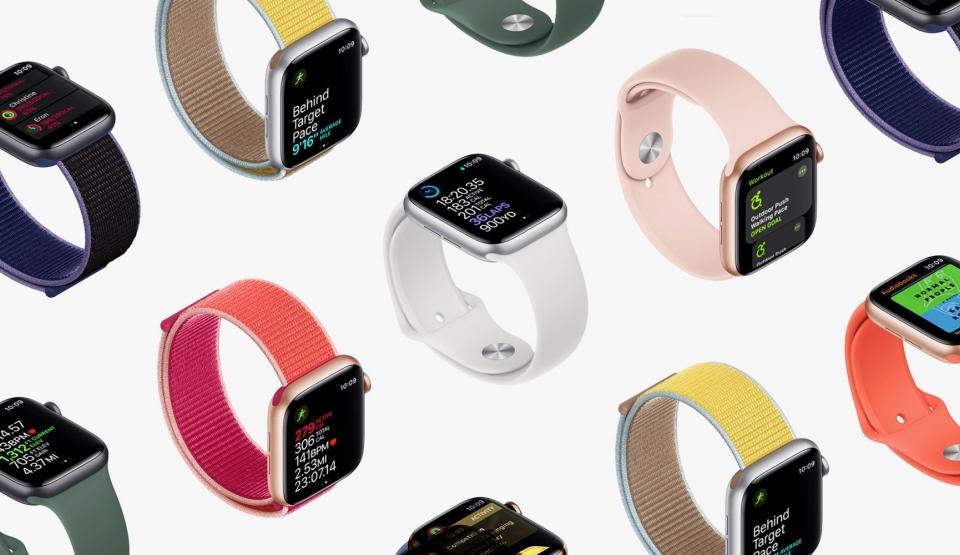 Postanowienia noworoczne razem z Apple