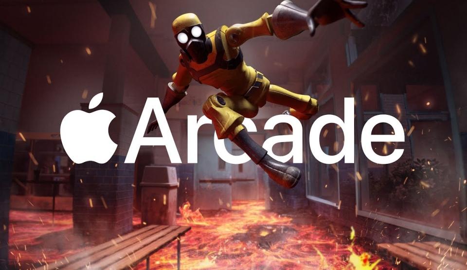 Dlaczego warto korzystaćz Apple Arcade?