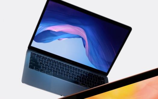 Nowości w MacBook Air (2020)