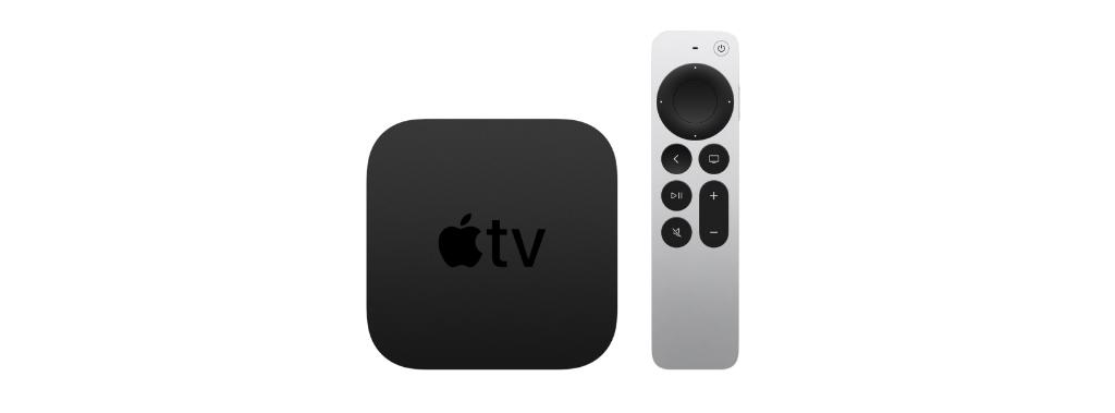 apple tv 4K z 2021 roku