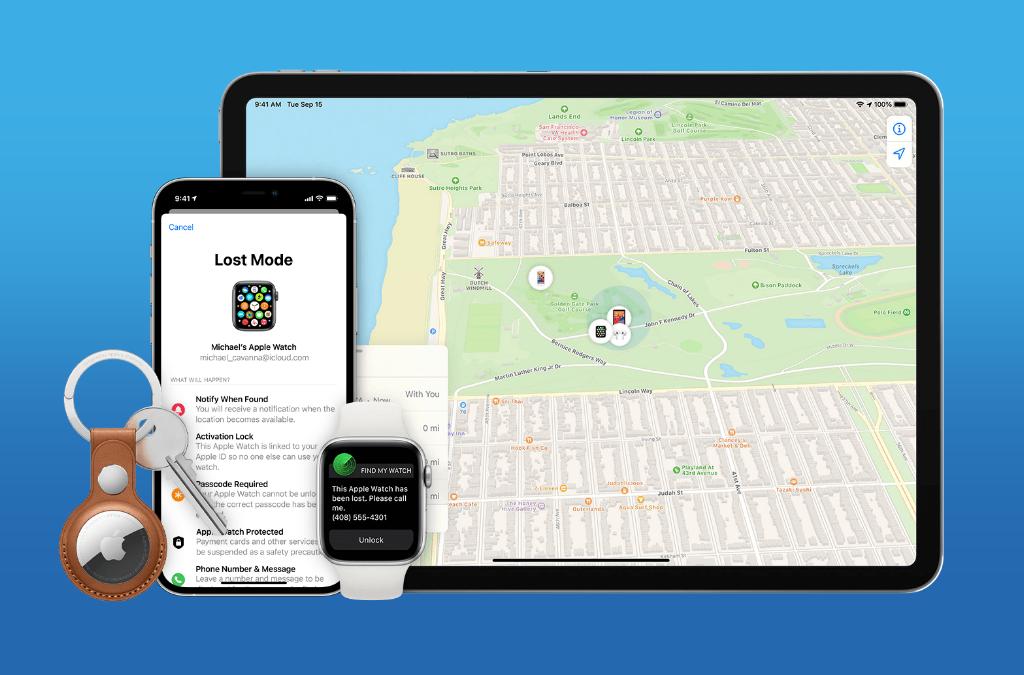 Zgubiony iPhone – co robić?