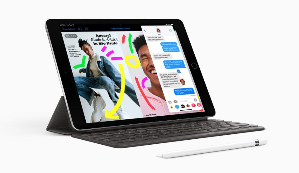 Wszystko o nowym iPadzie (9. gen.)