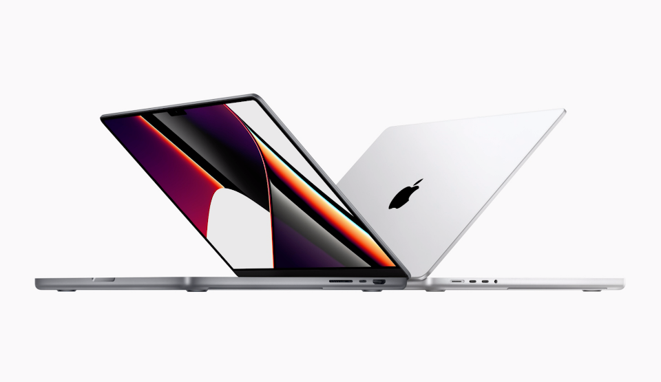 Dlaczego warto kupić MacBooka Pro 14″ i 16″?
