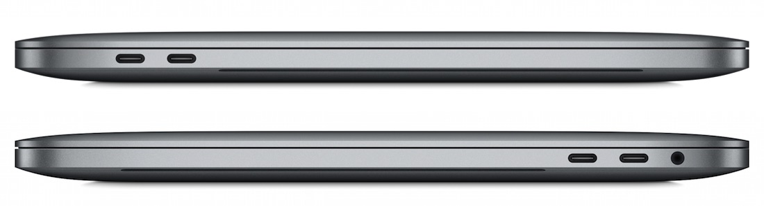 MacBook Pro 2016 Thunderbolt 3