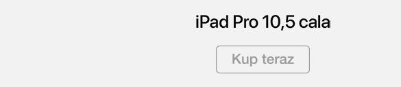 Nowy iPad Pro - Kup Teraz