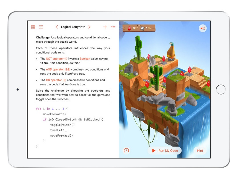 iPad 9,7 2017 aplikacje