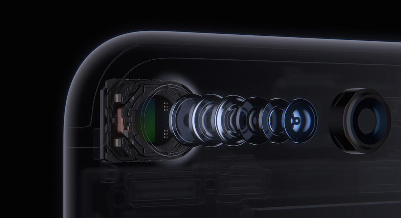 iPhone 7 aparat