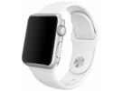 Apple Watch 38mm White Sport Band