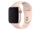 Apple pasek sportowy w kolorze piaskowego różu