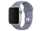 Apple pasek sportowy w kolorze lawendowej szarości
