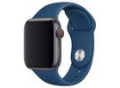 Apple pasek sportowy w kolorze burzowego błękitu