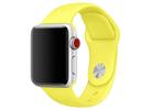 Apple pasek sportowy w kolorze neonowej cytryny