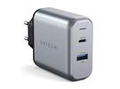 Satechi zasilacz sieciowy 30W USB-C/USB-A