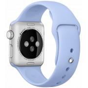 Apple Watch pasek sportowy w kolorze liliowym
