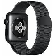Apple Watch bransoleta mediolańska w kolorze gwiezdnej czerni
