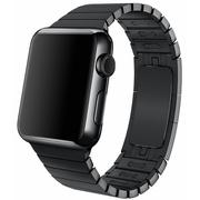 Apple Watch bransoleta panelowa w kolorze gwiezdnej czerni