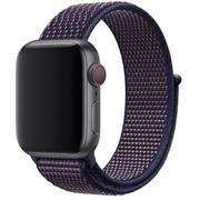 Apple opaska sportowa w kolorze indygo