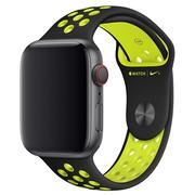 Apple pasek sportowy Nike w kolorze czarnym