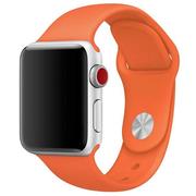 Apple pasek sportowy w kolorze gorzkiej pomarańczy