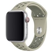 Apple pasek sportowy Nike w kolorze świerkowej kory/szarej